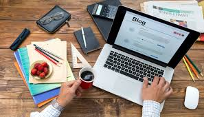 Преимущества ведения блога.